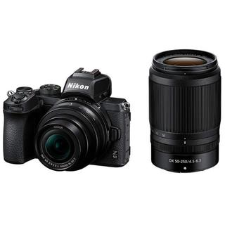 Nikon - 新品未開封 Nikon Z 50 ダブルズームキット