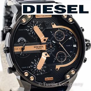 DIESEL - ★ディーゼル腕時計ミスターダディクオーツクロノグラフ未使用メンズかめちのお店