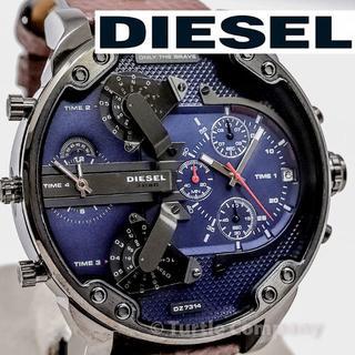 DIESEL - ★ディーゼル腕時計Lミスターダディクオーツクロノグラフ未使用メンズかめちのお店