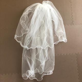 結婚式 ブライダルベール(ヘッドドレス/ドレス)