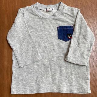 DOUBLE.B - ミキハウス ダブルビー 長袖Tシャツ 70cm