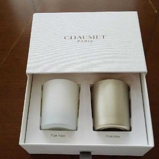 CHAUMET - 未使用CHAUMETショーメアロマキャンドルセット