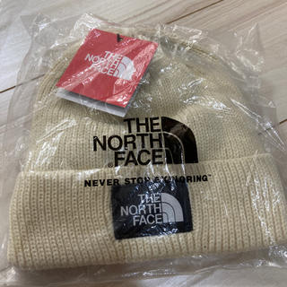 ザノースフェイス(THE NORTH FACE)の新品 ノースフェイス ニット帽(ニット帽/ビーニー)