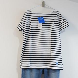 オーシバル(ORCIVAL)の新品 SHIPS ORCIVAL シップス オーシバル ボーダー Tシャツ(Tシャツ(半袖/袖なし))