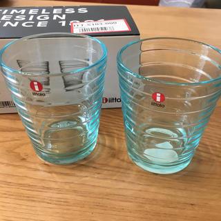 イッタラ(iittala)のイッタラ グラス アイノアアルト  220ml(グラス/カップ)