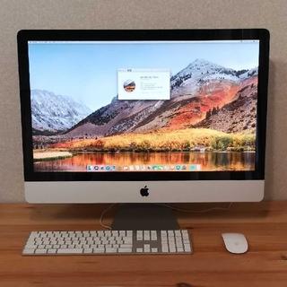 Mac (Apple) - Apple iMac27インチ