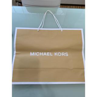 マイケルコース(Michael Kors)のMICHEAL KORS ショップ袋(ショップ袋)