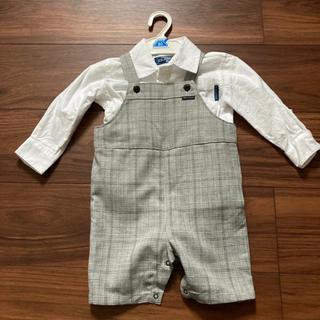 COMME CA DU MODE - オーバーオール白シャツ セット販売