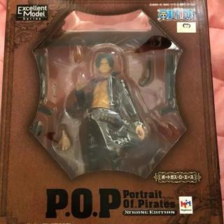 メガハウス(MegaHouse)のポートガス・D・エース POP フィギュア(フィギュア)