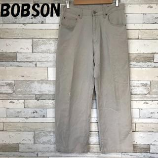 ボブソン(BOBSON)の【人気】BOBSON/ボブソン チノパン グレージュ サイズ82(チノパン)