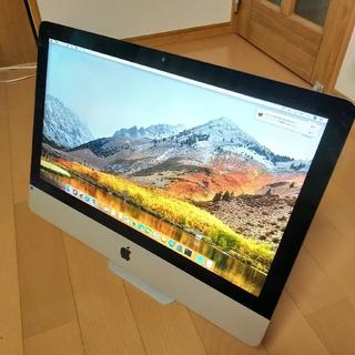 Mac (Apple) - iMac Core i7 4Kモニター 21.5インチ