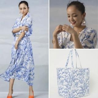 エイチアンドエム(H&M)の安室奈美恵 コラボ 同柄 バッグ H&M(トートバッグ)