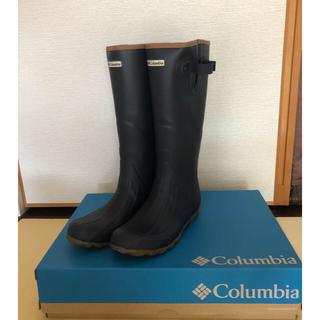 コロンビア(Columbia)のコロンビア 長靴 28センチ レインブーツ メンズ(長靴/レインシューズ)