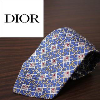 クリスチャンディオール(Christian Dior)のChristian Dior  クリスチャンディオール シルクネクタイ スーツ(ネクタイ)