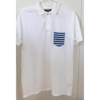 ビームス(BEAMS)の【BEAMS 】ポロシャツ メンズ Sサイズ(ポロシャツ)
