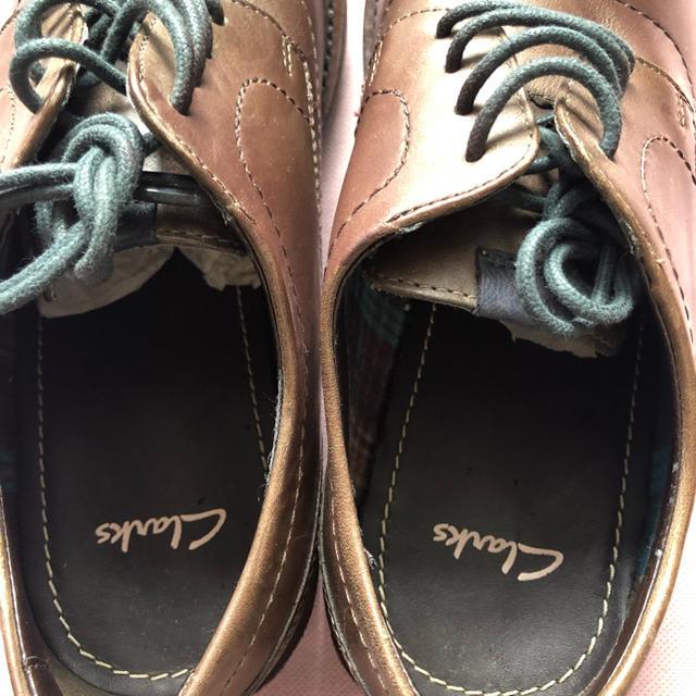 Clarks(クラークス)のクラークス ビジネスシューズ clarks メンズの靴/シューズ(ドレス/ビジネス)の商品写真