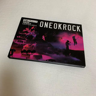 ワンオクロック(ONE OK ROCK)の残業リファレンスDVD+人生×君=(ミュージック)