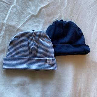 エイチアンドエム(H&M)のbaby帽子(帽子)