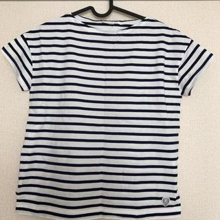 オーシバル(ORCIVAL)のORCIVAL ボーダーTシャツ(Fサイズ)(Tシャツ(半袖/袖なし))