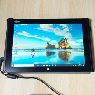 Fujitsu フルHD Win10タブ ARROWS Tab Q506/ME
