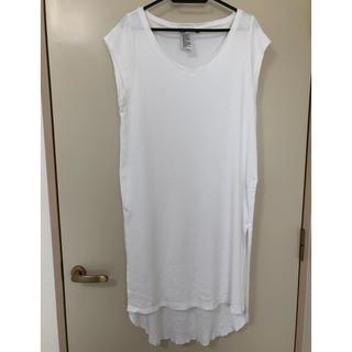 ダブルスタンダードクロージング(DOUBLE STANDARD CLOTHING)のダブルスタンダード ロングTシャツ(Tシャツ(半袖/袖なし))