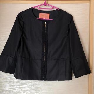 SunaUna - 新品スーナウーナのノーカラージャケット