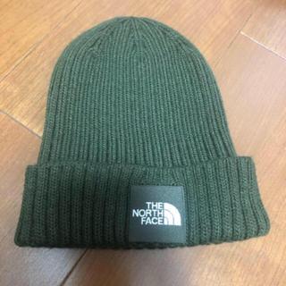 ザノースフェイス(THE NORTH FACE)のnorth face  ニット帽 ビーニー(ニット帽/ビーニー)