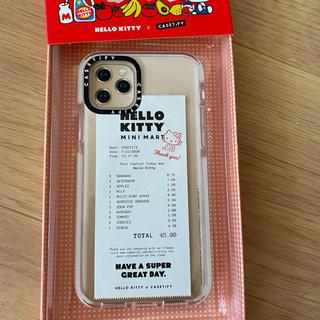 ハローキティ(ハローキティ)のHELLO KITTY x CASETiFY iPhone11Pro(iPhoneケース)