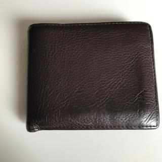 ポロラルフローレン(POLO RALPH LAUREN)のポロ ラルフローレン 財布 皮(折り財布)