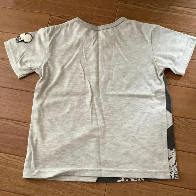 Disney(ディズニー)の男児 半袖Tシャツ 130㎝ ミッキーマウス キッズ/ベビー/マタニティのキッズ服男の子用(90cm~)(Tシャツ/カットソー)の商品写真