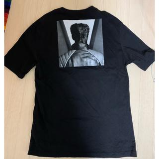 ラフシモンズ(RAF SIMONS)のRAF SIMONS × ROBERT MAPPLETHORPE  Tシャツ(Tシャツ/カットソー(半袖/袖なし))