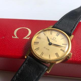 オメガ(OMEGA)の【1979年製】OMEGAオメガ デビル ビンテージ 手巻腕時計(腕時計)