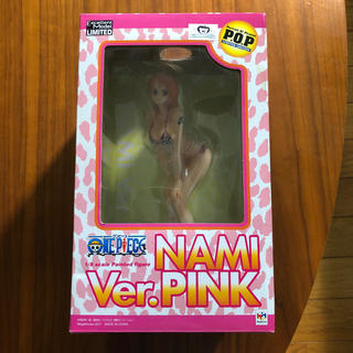 メガハウス(MegaHouse)のナミVer.PINK(フィギュア)