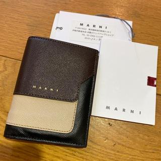 マルニ(Marni)のマルニ コンパクト 財布 カーフ 2019年購入(財布)