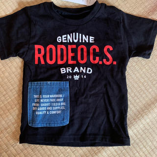 ロデオクラウンズワイドボウル(RODEO CROWNS WIDE BOWL)のRODEOCROWNS Tシャツ(Tシャツ/カットソー)