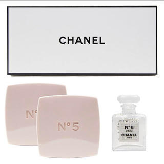 CHANEL - 新品 未開封✨CHANEL シャネル✨No.5 サヴォン、香水 セット