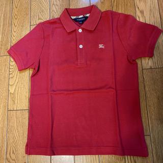 BURBERRY - Burberry半袖ポロシャツ 120cm