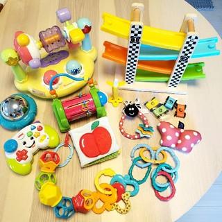 Sassy - 赤ちゃん おもちゃセット