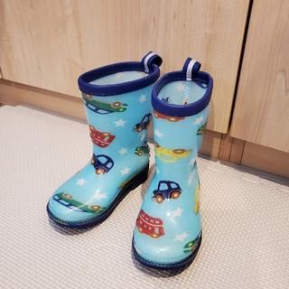 ミキハウス(mikihouse)のMIKIHOUSE レインブーツ 長靴(その他)