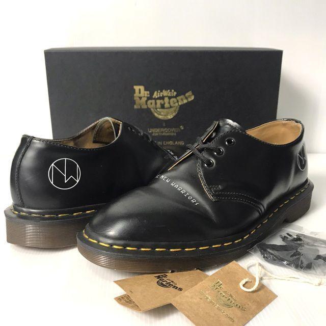 UNDERCOVER(アンダーカバー)の【H】アンダーカバー マーチン 19SS 3EYE SHOES 28cm メンズの靴/シューズ(ブーツ)の商品写真