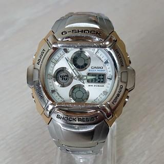 カシオ(CASIO)の【CASIO/G-SHOCK】デジアナ メンズ腕時計 G-501D-7AJF (腕時計(デジタル))