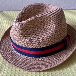 グローバルワーク(GLOBAL WORK)の麦わら帽子 グローバルワーク 54cm(帽子)