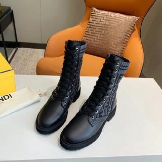 フェンディ(FENDI)のFENDI フェンディブーツ  22.5-25.5cm(ブーツ)