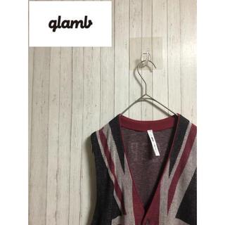 グラム(glamb)のglamb/グラム ベスト(ベスト)