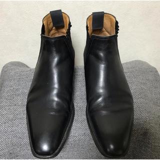 アルフレッドサージェント(Alfred Sargent)のU's様専用 サイドゴア ショートブーツ 英国紳士 (ブーツ)