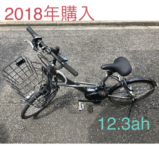 ヤマハ(ヤマハ)の電動自転車 YAMAHA パス シティX(自転車本体)