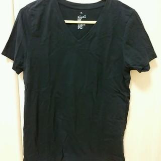ムジルシリョウヒン(MUJI (無印良品))のVネックTシャツ(Tシャツ(半袖/袖なし))