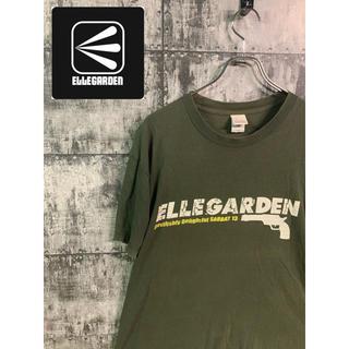 ONE OK ROCK - ELLEGARDEN× SABBAT13 コラボ Tシャツ エルレ アート