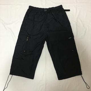 STUSSY - Old Stussy Black Tech Pants