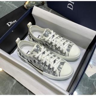 """ディオール(Dior)のDIOR """"B23"""" """"オブリーク""""  ローカット スニーカー 25cm(スニーカー)"""